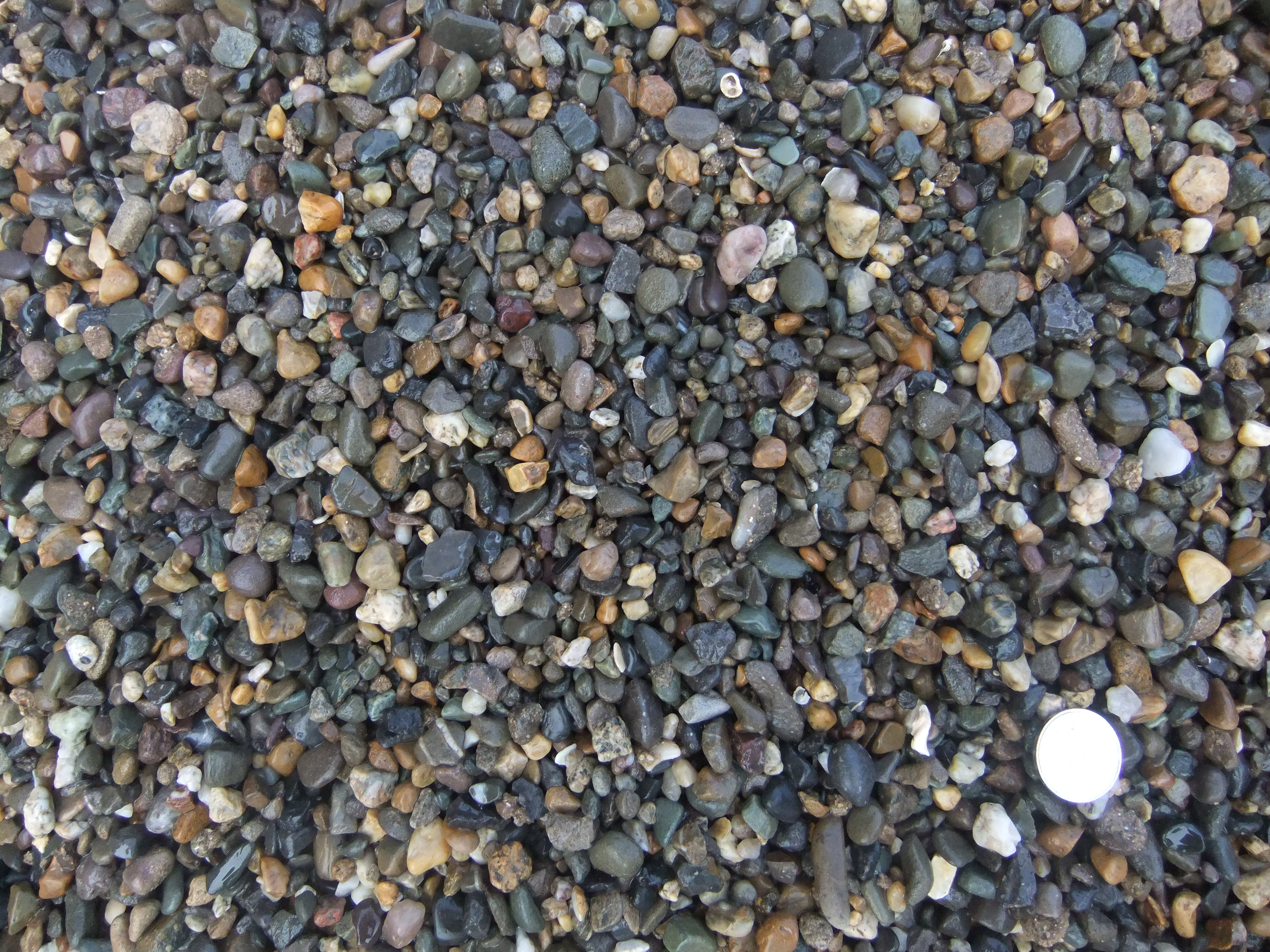 Beach Gravel 12mm
